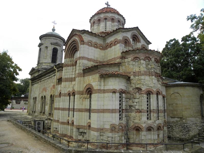 Церковь Иоаанна Предтечи — старейший храм на территории Крыма