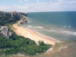 Карманные пляжи на Азовском море