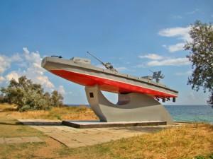 """Катер ПВО (тип """"ДБ"""", проект 165, 1942-1943 гг.)"""