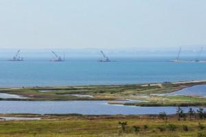 Вспомогательные мосты через Керченский пролив