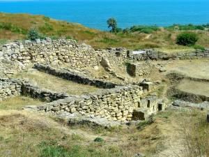 Античный город Нимфей