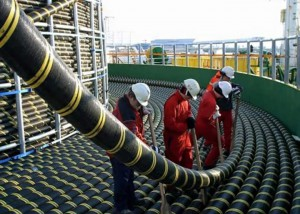Первая нитка энергомоста в Крым запущена 2 декабря 2015 года