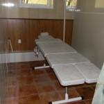 Героевка. База отдыха Коралл, помещение и оборудование для массажа в СПА центре рядом с пляжем