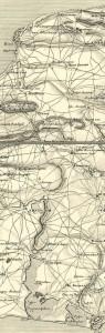 Густая сеть дорог для поставок зерна