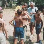 Алушта, летний лагерь Факел