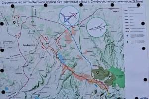 Генеральный план Симферополя